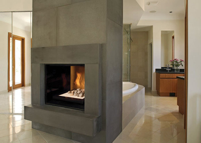 Modern Fireplaces by townandcountryfireplaces.net