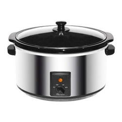 Brentwood SC-170S 8 qt. Slow Cooker - About Brentwood Appliances, Inc.With a product line spanning from coffee makers and can openers to Dutch ovens, sauce pans, and more, Brentwood Appliances, Inc. proudly offers an excellent selection of small appliances and cookware. Committed to keeping customers satisfied, Brentwood Appliances focuses on providing best-quality, best-priced products and top-notch customer service.