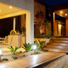 Asian Exterior by A Better Life Outside Pty Ltd