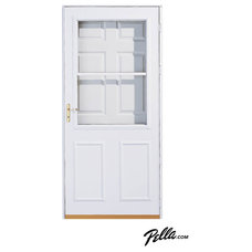 Contemporary Front Doors by Pella Windows and Doors
