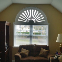 Faux Wood Blinds - Mike G