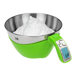 Kalorik Lime Green iSense Food Scale