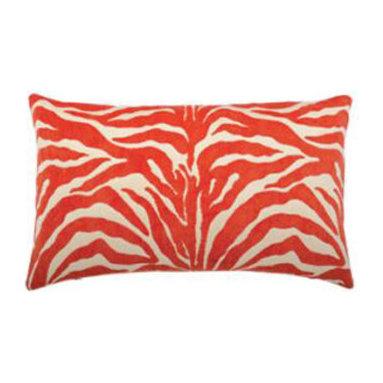 """New Elaine Smith Pillows - Machu Picchu Zebra Tamale - 12"""" x 20"""" Elaine Smith Pillows"""