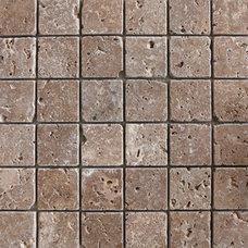 Contemporary Tile by Stone City - Kitchen & Bath Design Center