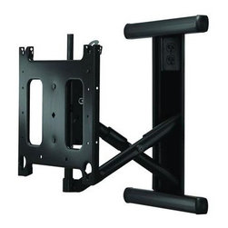 "CHIEF - CHIEF 42""-71"" In-Wall Swing Arm with BB - Create a low-profile installation when mounting a flat screen display with articulation. Limitless centering on the wall between 16"" center studs without cutting studs