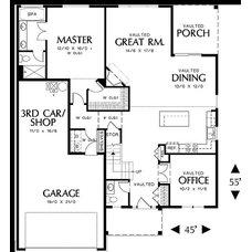 Ellwood House Plan - 5524
