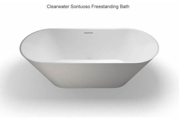 Contemporary Bathtubs by UK Bathrooms