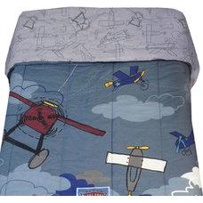 Modern Kids Bedding by oBedding