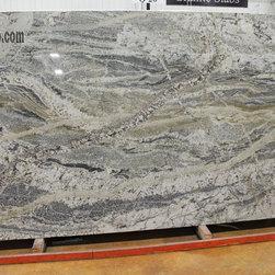 Monte Cristo Granite Slab - Monte Cristo Granite Slab