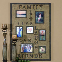 "13401 Simple Rules, Photo Frame by Uttermost - Get 10% discount on your first order. Coupon code: ""houzz"". Order today."