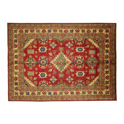 Manhattan Rugs - H3399 - This is a true hand knotted oriental rug. it is not hand tufted with backing, not hooked or machine made. our entire inventory is made of hand knotted rugs. (all we do is hand knotted)