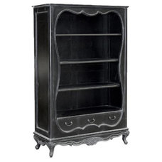 Traditional Bookcases by dreamhomesinteriors.co.uk