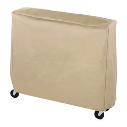 Foundations - Foundations Crib Saver Crib Cover Fits Hideaway Royale Full Size Crib - Commercial cribs receive the most wear and tear while in storage. Extend your crib's life and protect it from dirt, dust, bumps and bruises with our heavy duty, nylon crib cover. Fits HideAway and Royale full-size cribs. Made of heavy-duty, nylon designed to extend the life of your crib. Protects your crib from dirt, dust, nicks, and scratches.