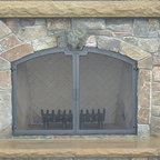 Out Door Screen only with Keystone -