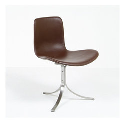 Modern Classics - Kjaerholm: PK9 Dining Chair Reproduction - Features: