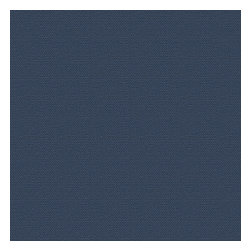 Blue Cotton Duck Fabric - Dark blue classic cotton duck for a simple solid compliment.Recover your chair. Upholster a wall. Create a framed piece of art. Sew your own home accent. Whatever your decorating project, Loom's gorgeous, designer fabrics by the yard are up to the challenge!