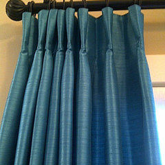 modern curtains by Sheila's Window Toppers &amp; More Ltd