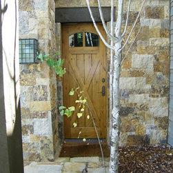 entry doors - Woodsmith Custom Millwork