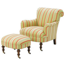 Traditional Armchairs And Accent Chairs by wesleyhall.com