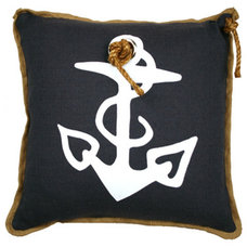 Contemporary Decorative Pillows by Seagrass