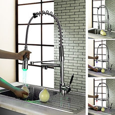 Modern Kitchen Faucets by easydo