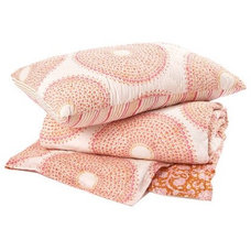 Eclectic Pillowcases And Shams by John Robshaw Textiles