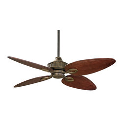 """Fanimation LB250VZ Bayhill Venetian Bronze 56"""" Ceiling Fan - Fanimation LB250VZ Bayhill Venetian Bronze 56"""" Ceiling Fan*Number of Blades: 4*Blade: Cairo Purple*Blade Span: 56*Collection: Bayhill*Weight: 29*Lifetime Warranty*Remote Control Not Included; Wall Control Not Included*6"""" Downrod Included"""
