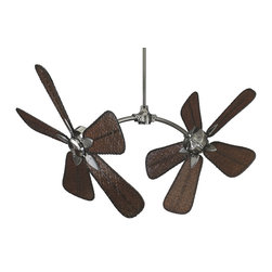 Fanimation Fans - Fanimation Fans-FP7000-Caruso - Ceiling Fan (Motor Only) - (Blades Sold Separately - Scroll Down for Options)
