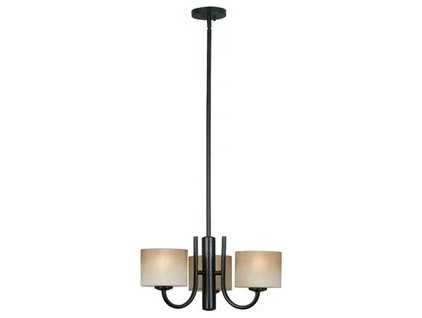contemporary chandeliers by Wayfair
