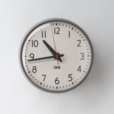 Traditional Clocks by Schoolhouse Electric