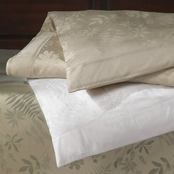 Frontgate - Trentino Duvet Cover - 100% cotton sateen woven in Italy. 600-thread count. Choose from several soft, warm colors. Machine Washable. Because this bedding is specially made to order, please allow 4-6 weeks for delivery.. Inspired by the stunning Italian province renowned for towering mountains, alpine valleys, and pristine glaciers, our Trentino Sateen Bedding Collection embodies serenity with its nature-inspired design. The signature color - yarn-dyed Fern - features mossy leaves atop an earthy backdrop.  .  .  .  . . Made in USA of imported goods.