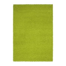 Hip Hop Shag Rug in Key Lime by Capel Rugs - RosenberryRooms.com