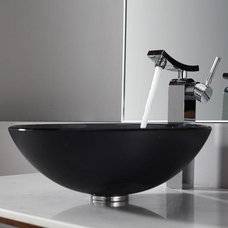 Contemporary Bathroom Sinks by Overstock.com