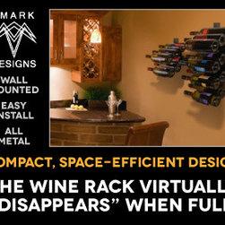 VMark Wall Mounted Wine Rack -