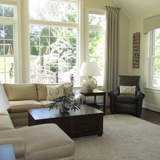 Transitional  by Diane Stein for Ethan Allen Chadds Ford, PA.