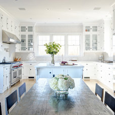 Contemporary Kitchen by Tamara Magel Studio