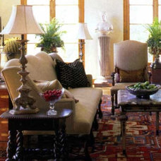 Traditional Living Room by Eron Johnson Antiques
