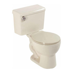 """Renovators Supply - Toilets Bone Saver Toilet Dual Flush Round Toilet 