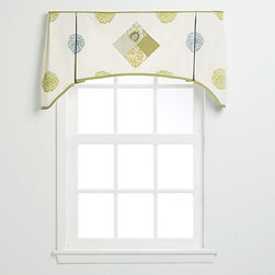 McCall's Window Treatment Sewing Patterns - McCall's Home Dec In A Sec pattern #6299 - http://mccallpattern.mccall.com/m6299-products-13602.php?page_id=106