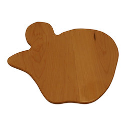 Shark Shade / Martin Carts - Mouse Hard Maple Cutting Board - Made with Rock Hard Maple Planks
