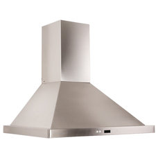 Modern Range Hoods And Vents by ExpressDecor