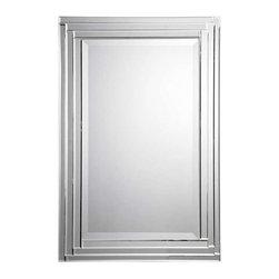 Uttermost - Uttermost Alanna Frameless Vanity Mirror - 08027 B - Uttermost Alanna Frameless Vanity Mirror - 08027 B