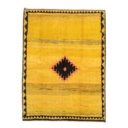eSaleRugs - 5' 10 x 8' Shiraz-Gabbeh Persian Rug - SKU: 22155053 - Hand Knotted Shiraz-Gabbeh rug. Made of 100% Wool. Brand New.