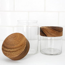 Modern Bathroom Canisters by Merchant No. 4
