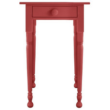 eclectic side tables and accent tables by Maine Cottage