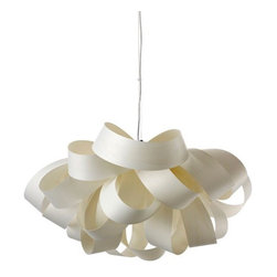 Lzf Lamps - Lzf Lamps Agatha Pendant Small - Designed for LZF by the Spanish designer Luis Eslava, the Aghata suspension lamp is available in three sizes.