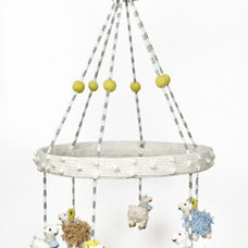 Eclectic Baby Mobiles by blabla kids