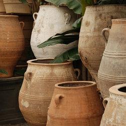 Old Greek Jars -