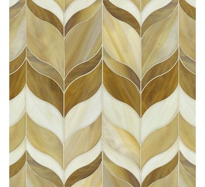 Eclectic Tile by Rebekah Zaveloff   KitchenLab