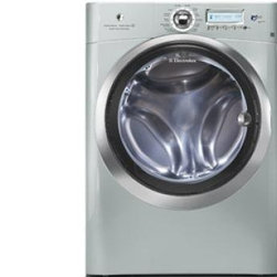Electrolux Front Load Washer - This is a 4.4 cu. ft. front load washer from Electrolux and features Wave-Touch controls and Perfect Steam.  It's the cleanest front-load wash with the largest capacity, and gets clothes washed faster.  It has many features to get your clothes cleaner and in less time.  It is also ENERGY STAR qualified.